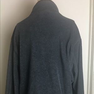 Old Navy Sweaters - Women L Old Navy Pullover Turtleneck Gray Jacket